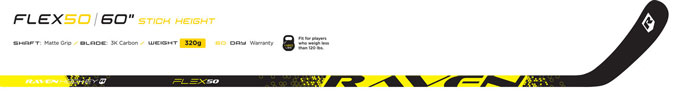 Raven Hockey Sticks